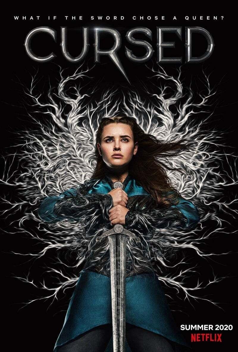 Cursed - Die Auserwählte | © Netflix
