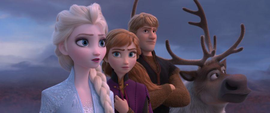 Szenenbild aus Die Eiskönigin 2 | © Walt Disney