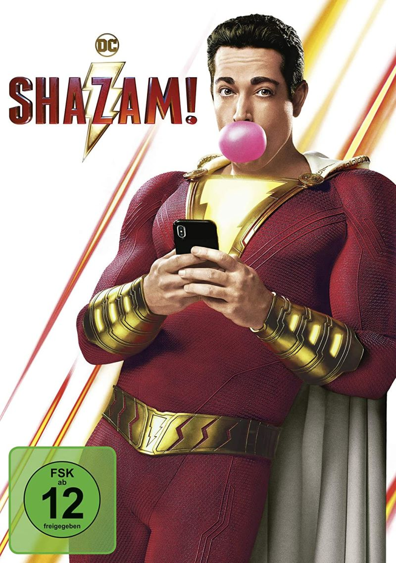 Shazam! | © Warner Home Video