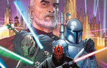 Star Wars: Age of Republic - Schurken | © Panini