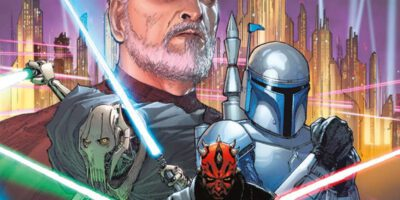 Star Wars: Age of Republic - Schurken | © Panini