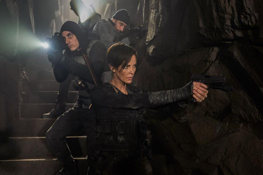 Szenenbild aus The Old Guard | © Netflix