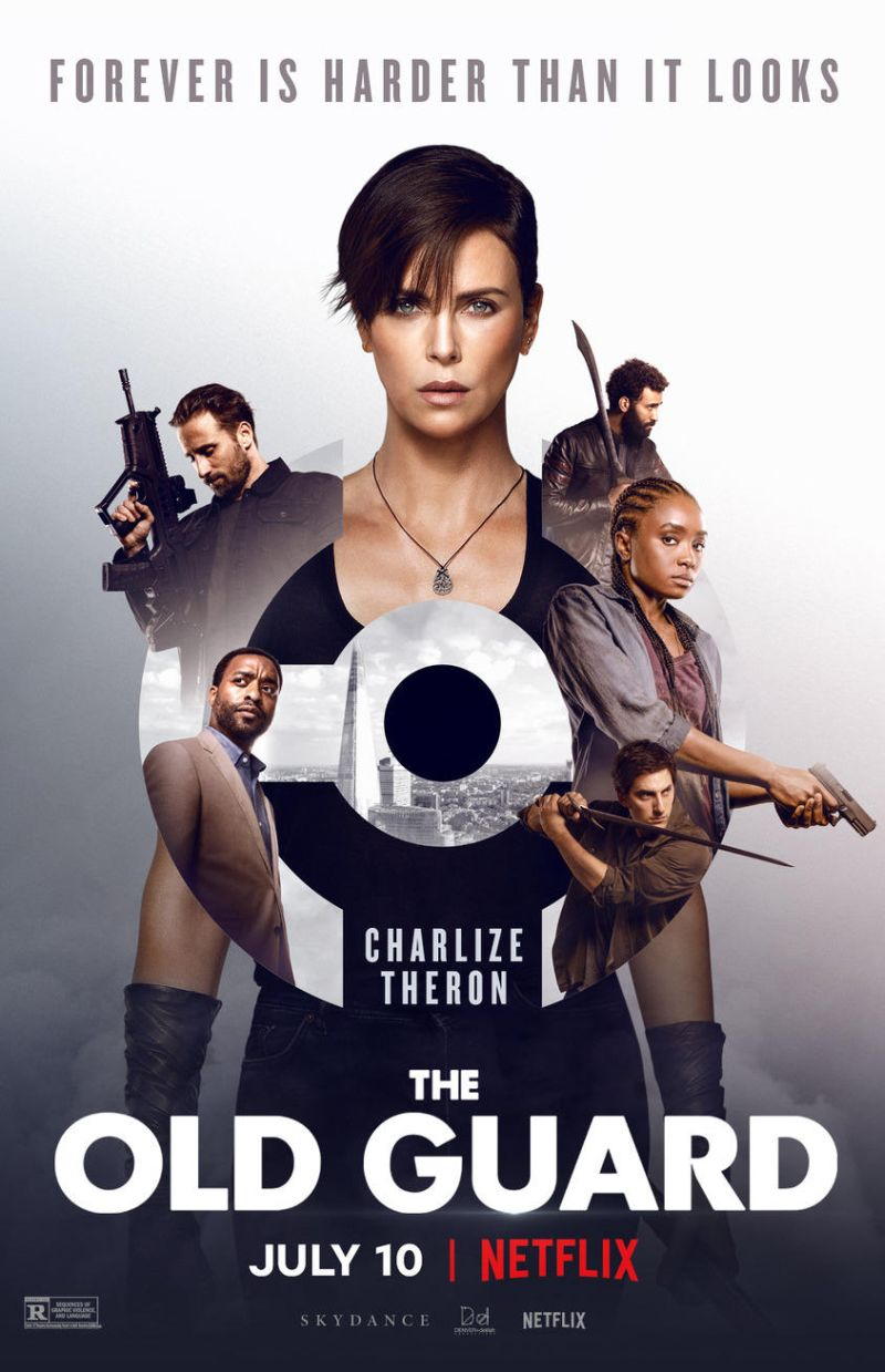 The Old Guard   © Netflix