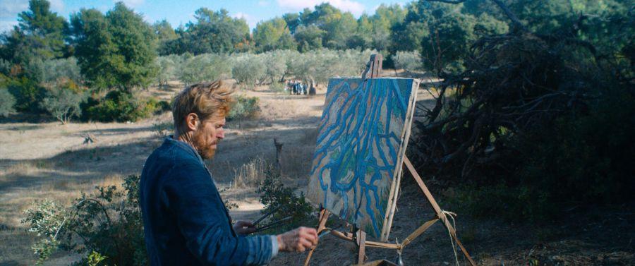 Szenenbild aus Van Gogh - An der Schwelle zur Ewigkeit | © LEONINE