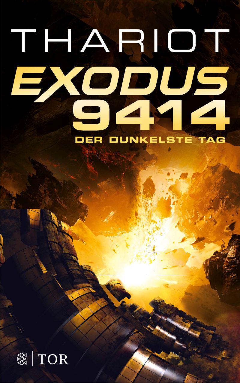 Exodus 9414 – Der dunkelste Tag von Thariot | © FISCHER Tor