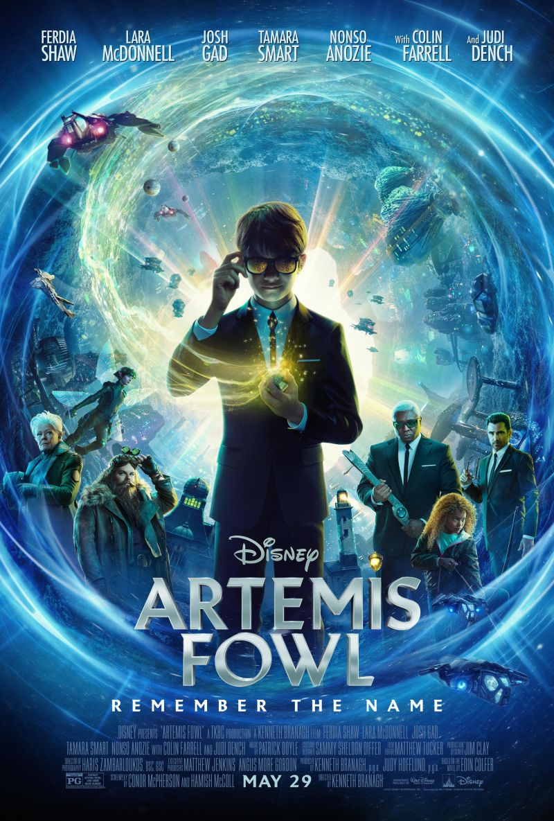 Artemis Fowl | © Walt Disney