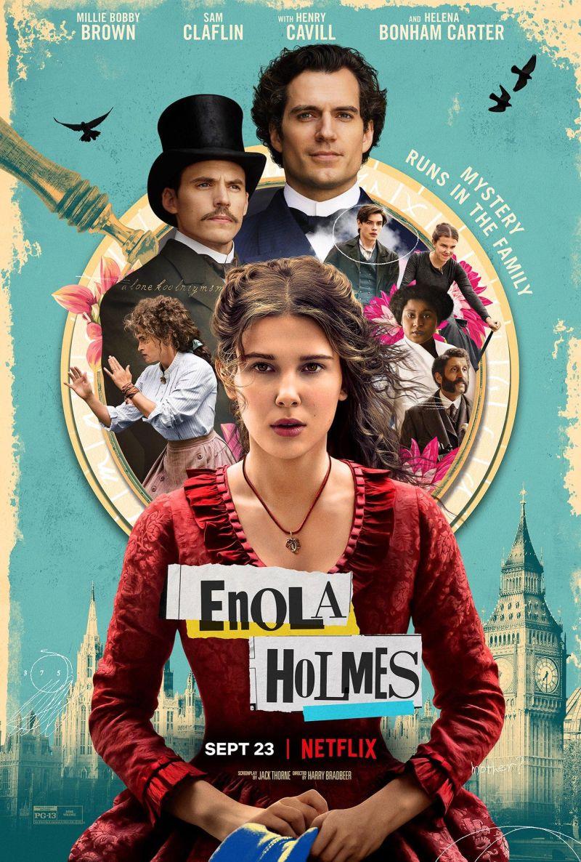 Enola Holmes | © Netflix