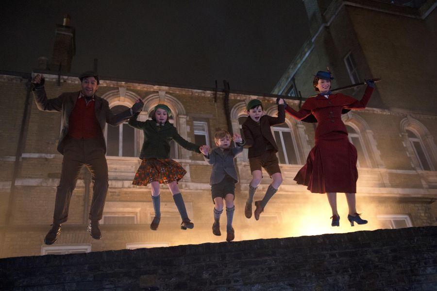 Szenenbild aus Mary Poppins' Rückkehr | © Walt Disney