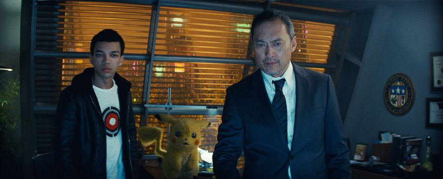 Szenenbild aus Pokémon Meisterdetektiv Pikachu | © Warner Home Video