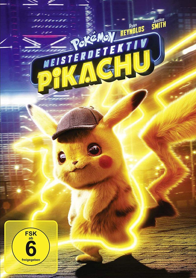 Pokémon Meisterdetektiv Pikachu | © Warner Home Video
