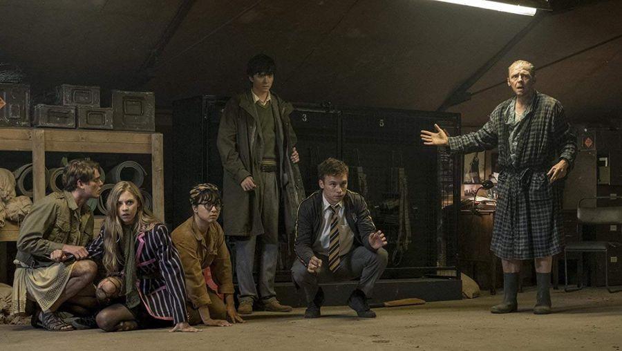 Szenenbild aus Slaughterhouse Rulez | © Sony Pictures Home Entertainment Inc.