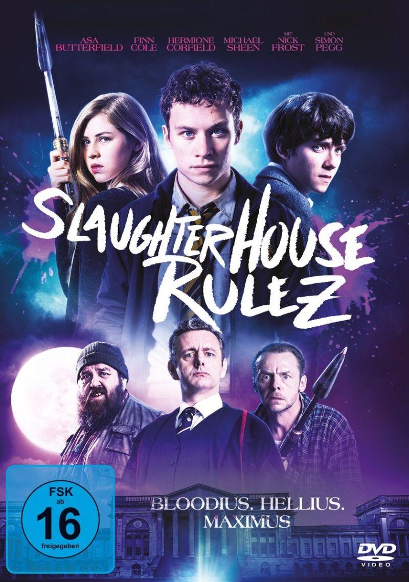 Slaughterhouse Rulez | © Sony Pictures Home Entertainment Inc.