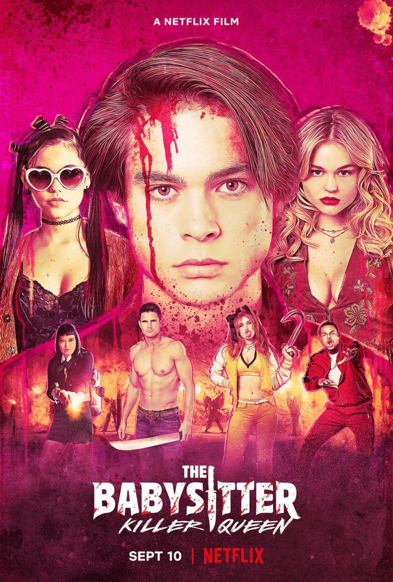 The Babysitter: Killer Queen | © Netflix