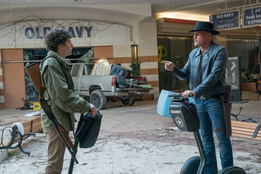 Szenenbild aus Zombieland 2: Doppelt hält besser | © Sony Pictures Home Entertainment Inc.