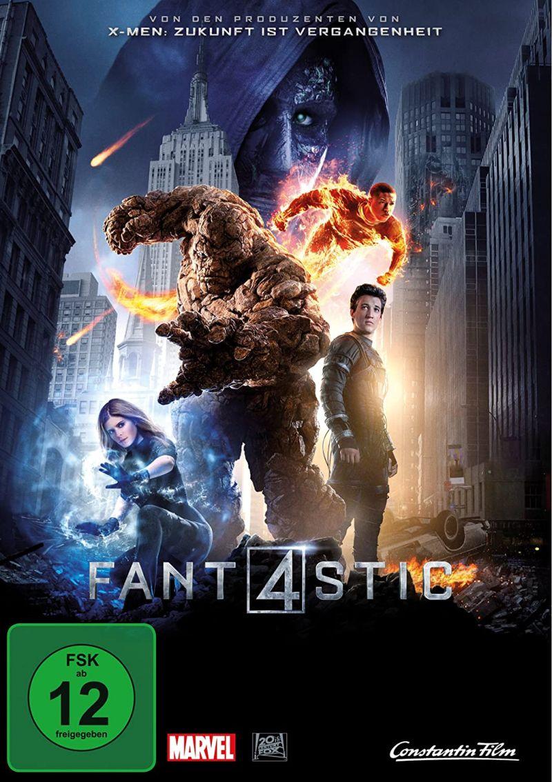 Fantastic Four | © Constantin