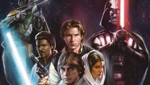 Star Wars: Age of Rebellion - Helden | © Panini