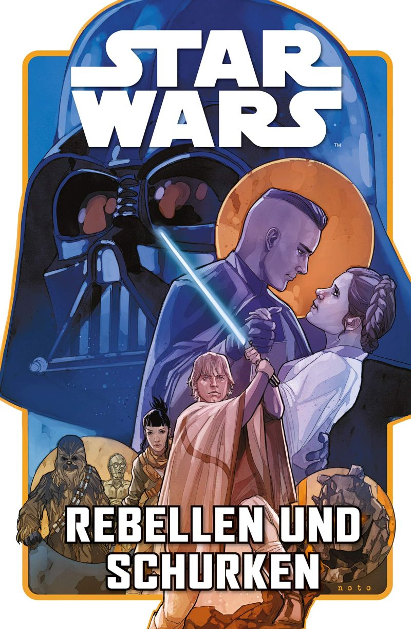 Star Wars: Rebellen und Schurken | © Panini