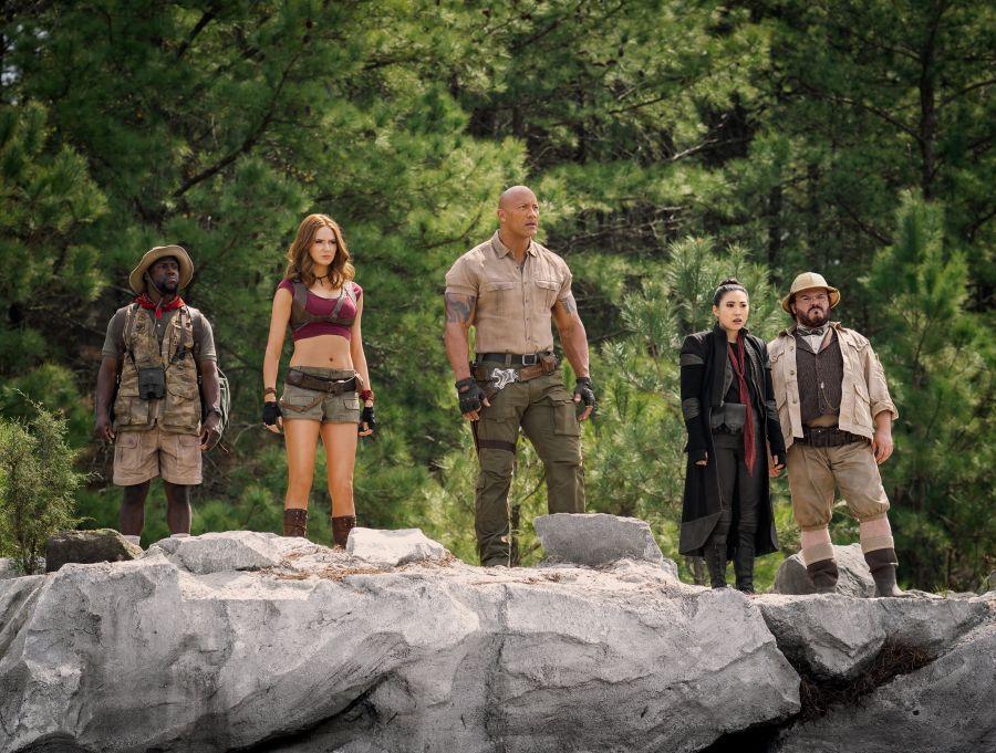 Szenenbild aus Jumanji 2: The Next Level | © Sony Pictures Home Entertainment Inc.