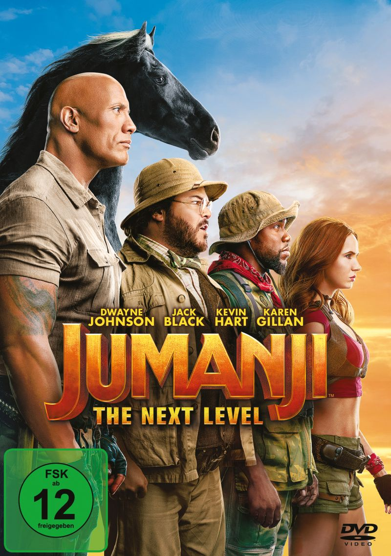 Jumanji 2: The Next Level | © Sony Pictures Home Entertainment Inc.
