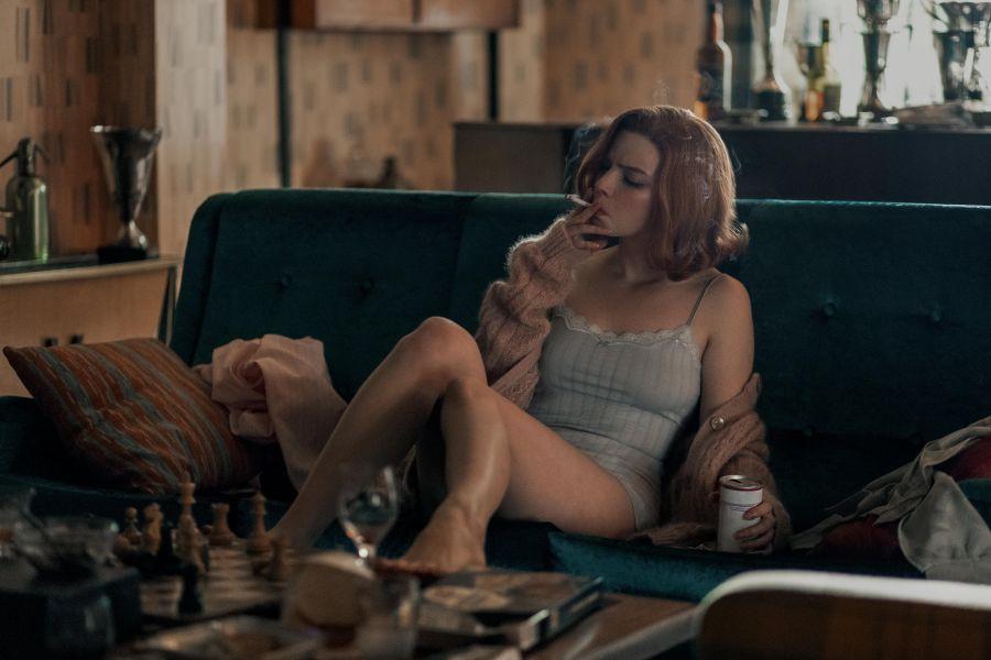 Szenenbild aus Das Damengambit | © Netflix