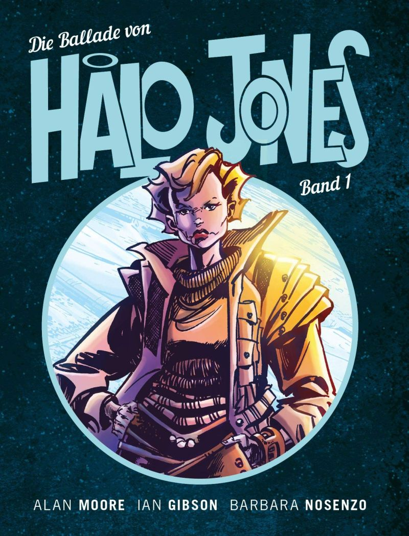 Die Ballade von Halo Jones 1 | © Panini