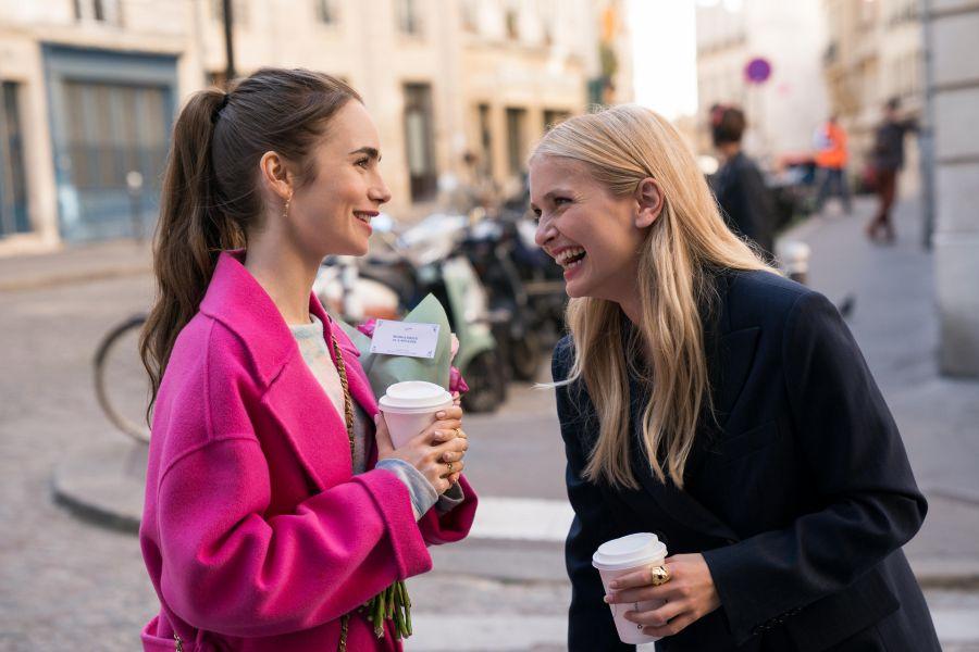 Szenenbild aus Emily in Paris | © Netflix