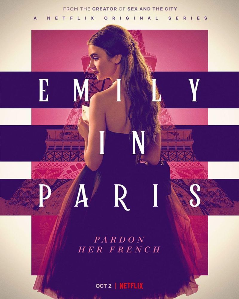 Emily in Paris | © Netflix