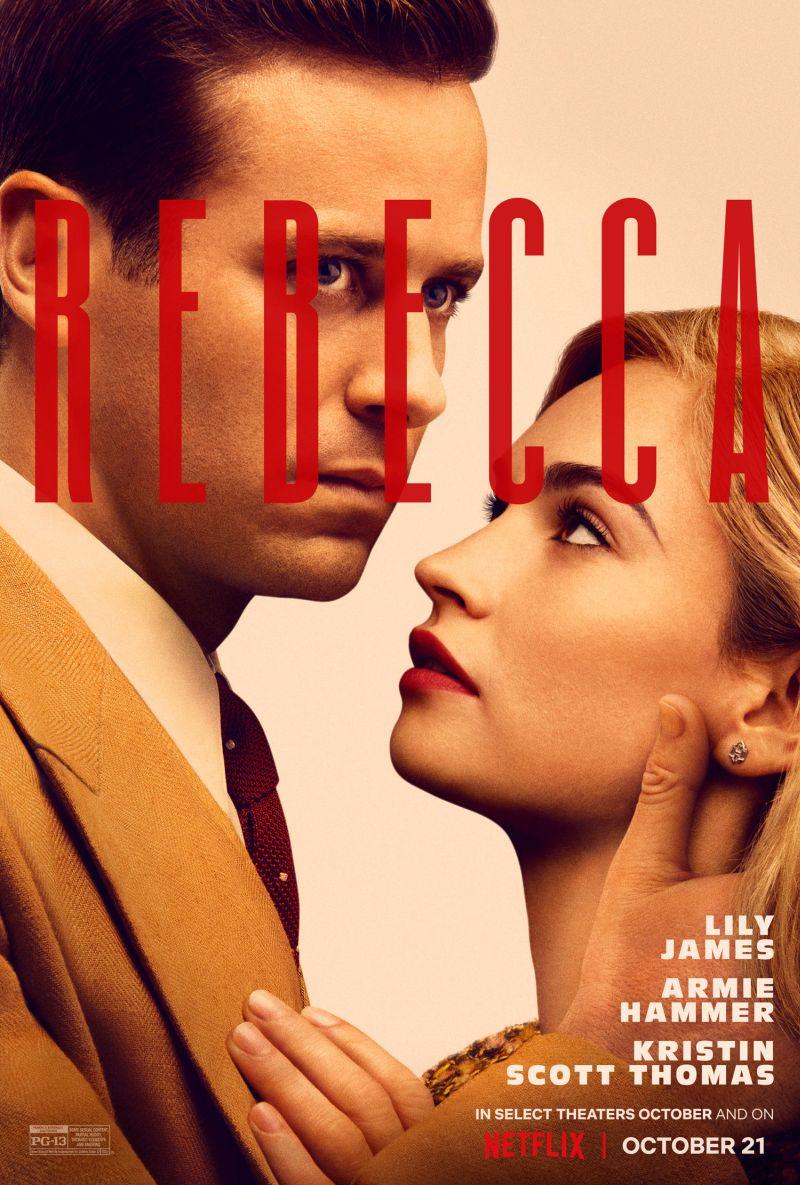 Rebecca | © Netflix
