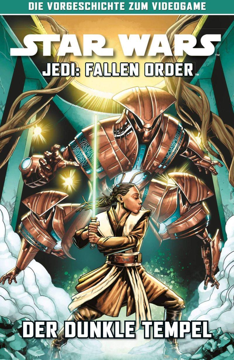 Star Wars Jedi: Fallen Order - Der dunkle Tempel | © Panini
