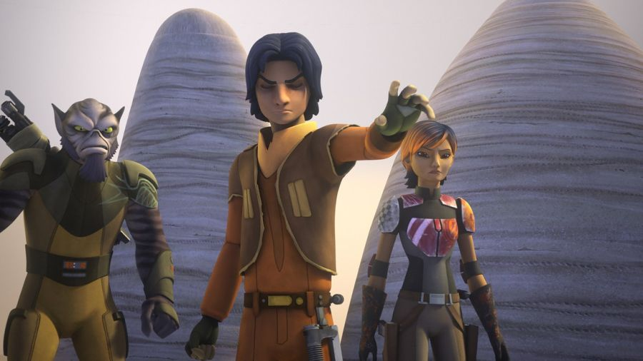 Szenenbild aus Star Wars: Rebels | © Walt Disney