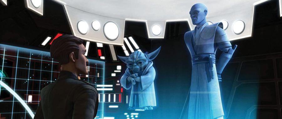 Szenenbild aus Star Wars: The Clone Wars | © Warner Home Video