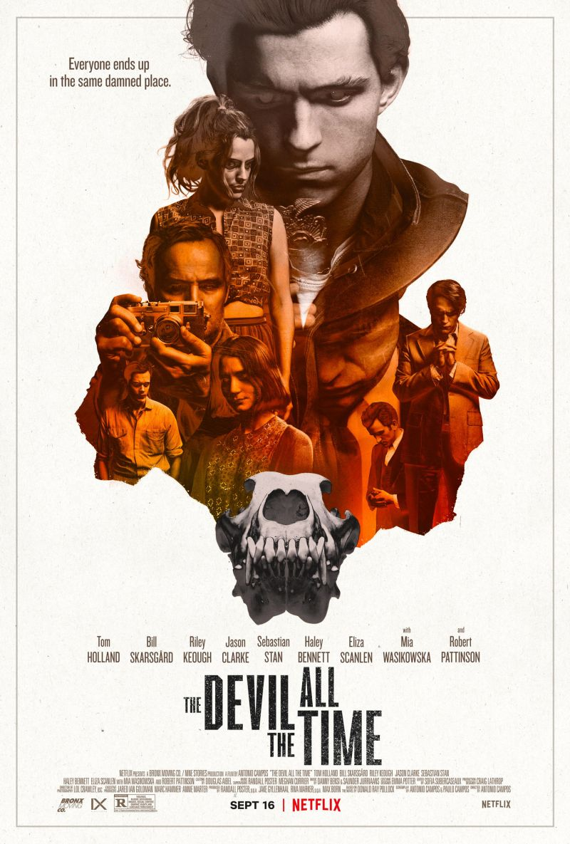 The Devil All the Time   © Netflix