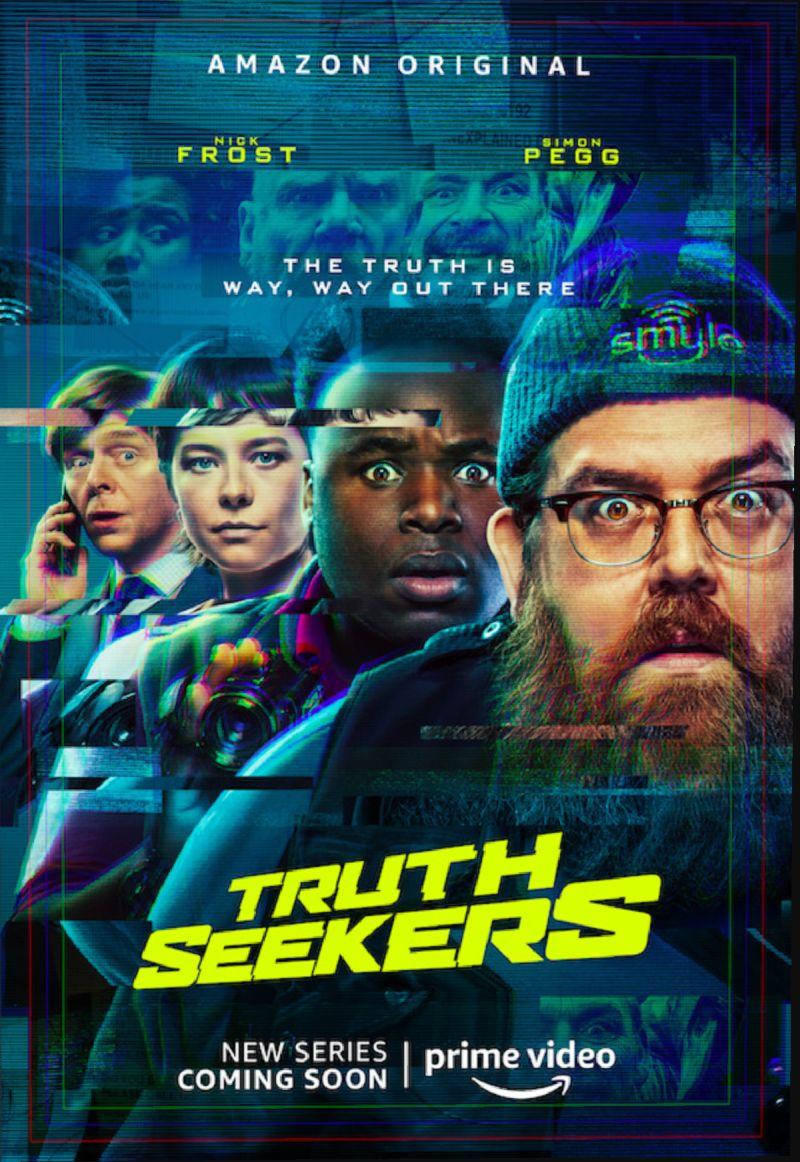 Truth Seekers | © Amazon Studios
