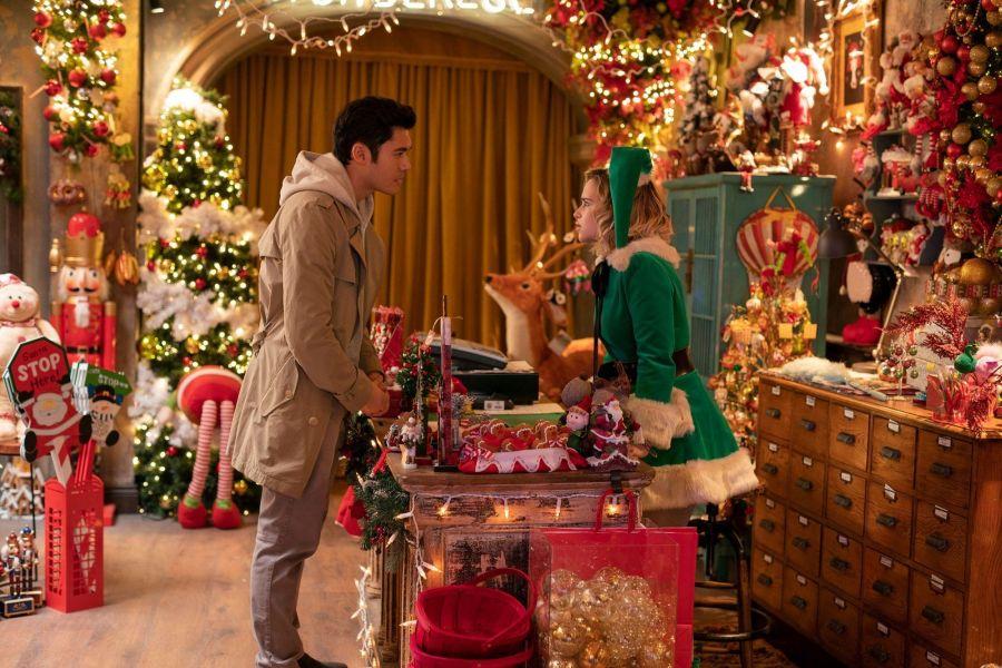 Szenenbild aus Last Christmas | © Universal Pictures