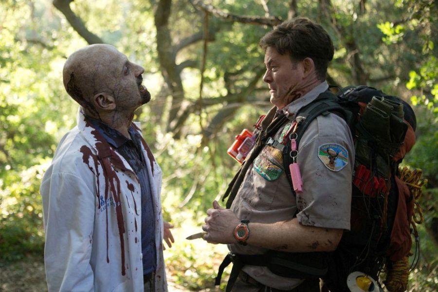 Szenenbild aus Scouts vs. Zombies - Handbuch zur Zombie-Apokalypse | © Universal Pictures/Paramount