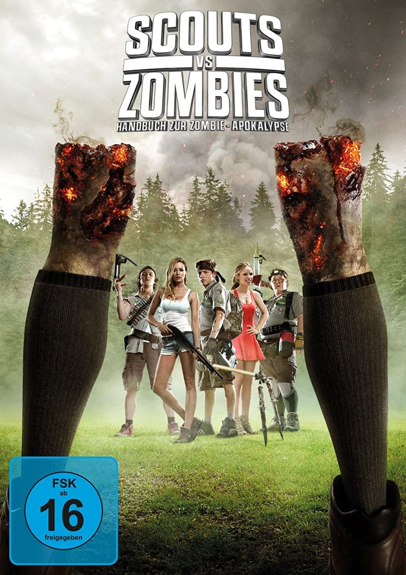 Scouts vs. Zombies - Handbuch zur Zombie-Apokalypse | © Universal Pictures/Paramount