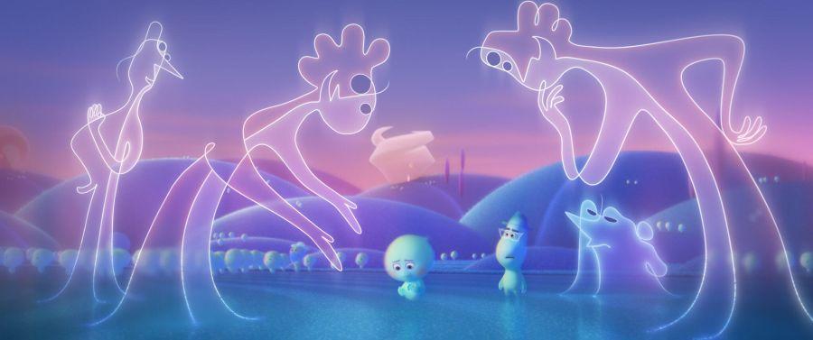 Szenenbild aus Soul | © Walt Disney