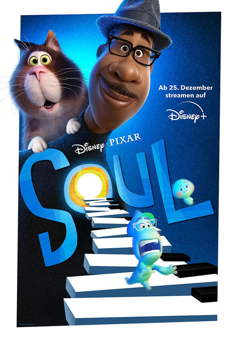 Soul | © Walt Disney