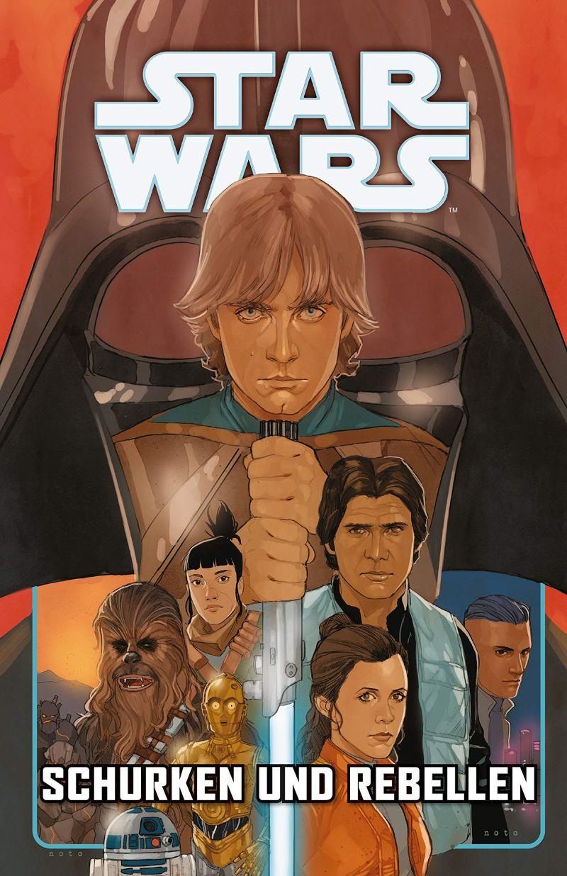 Star Wars: Schurken und Rebellen | © Panini