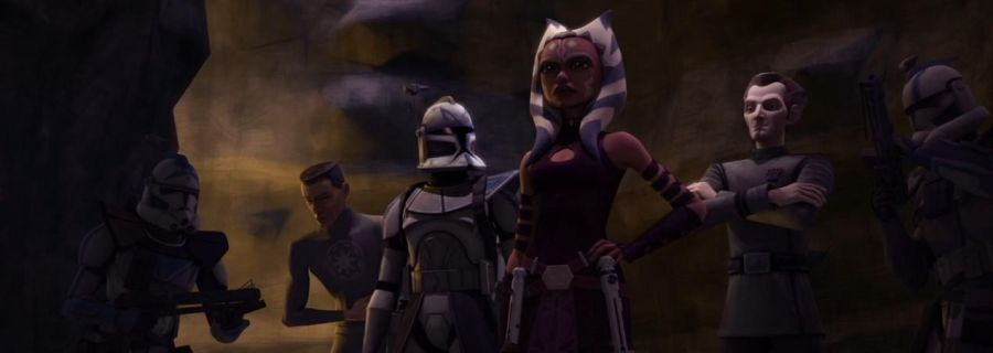 Szenenbild aus Star Wars: The Clone Wars | © Cartoon Network