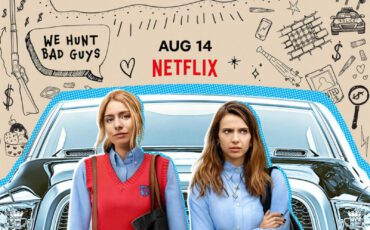 Teenage Bounty Hunters | © Netflix