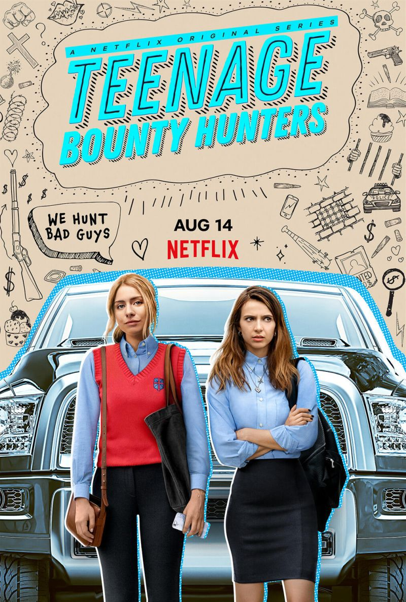 Teenage Bounty Hunters | © Netflix