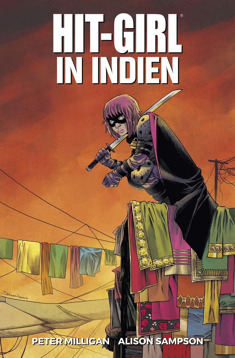 Hit-Girl in Indien | © Panini