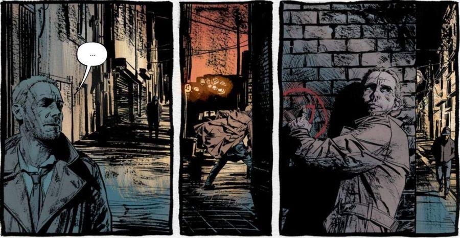 Ausschnitt aus John Constantine: Hellblazer 1 | © Panini