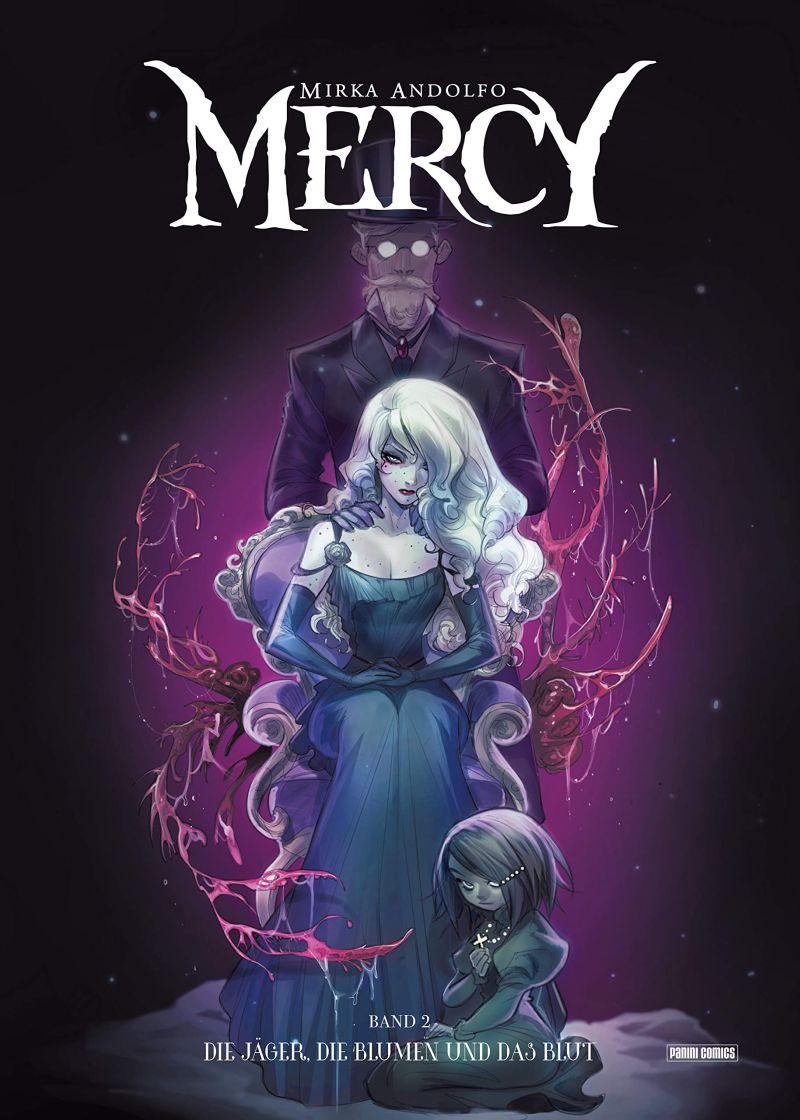 Mercy 2: Die Jäger, die Blumen und das Blut | © Panini