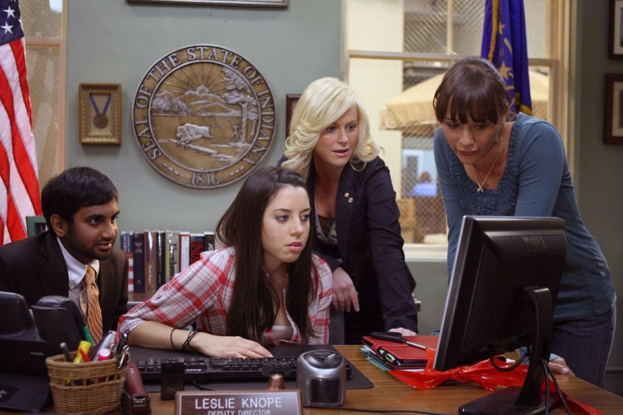 Szenenbild aus Parks and Recreation | © NBC