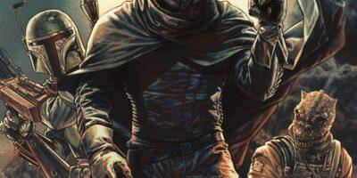 Star Wars: Kopfgeldjäger I: Für eine Handvoll Credits | © Panini