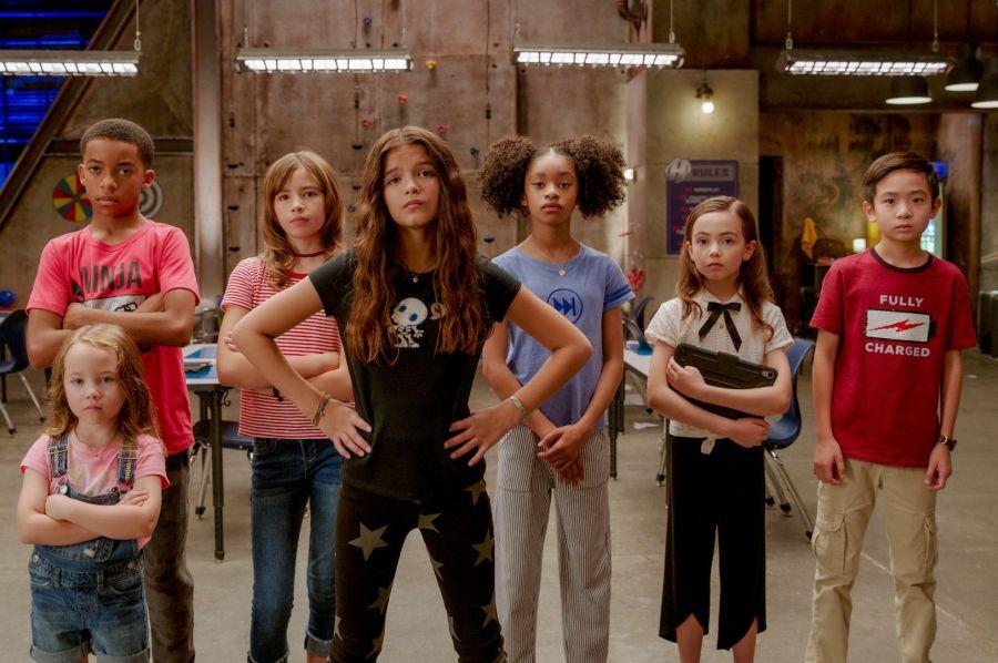 Szenenbild aus We Can Be Heroes | © Netflix