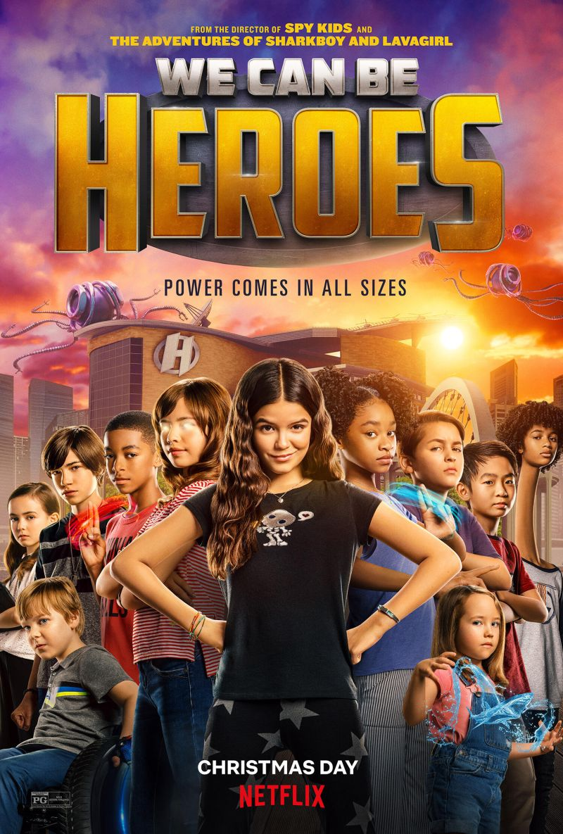 We Can Be Heroes | © Netflix