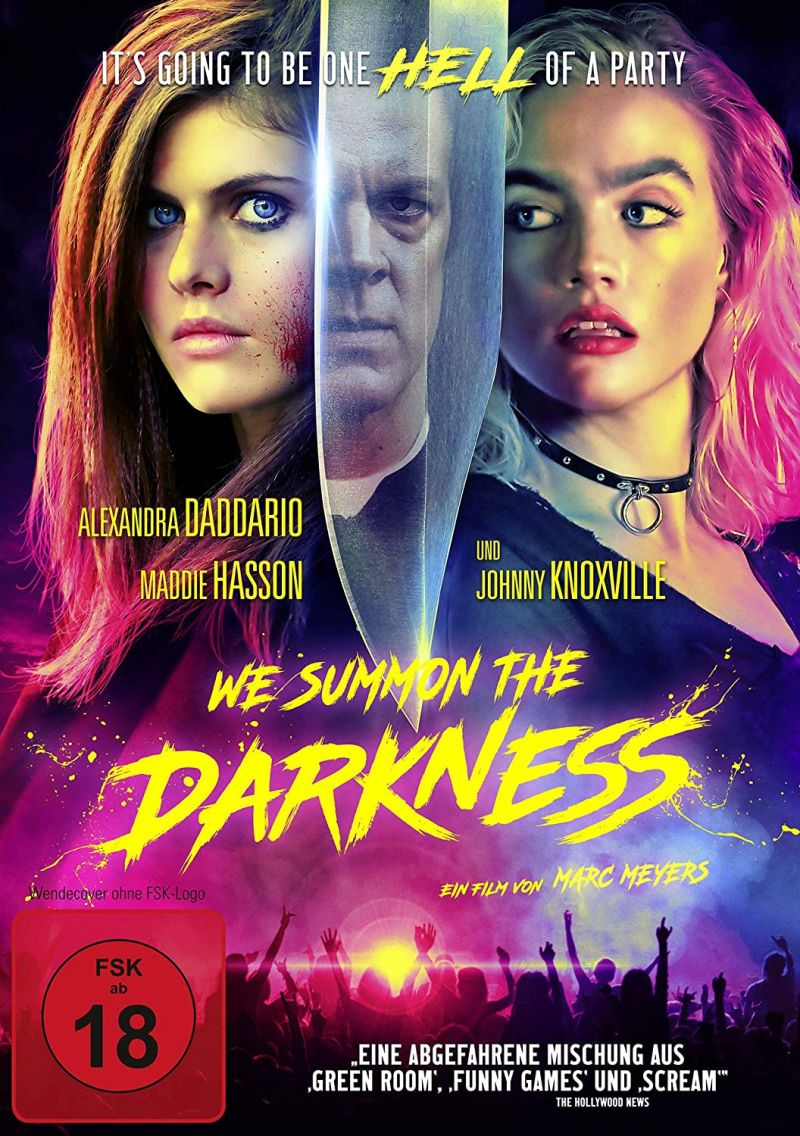 We Summon the Darkness | © Splendid